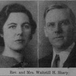 Rev. Sharp