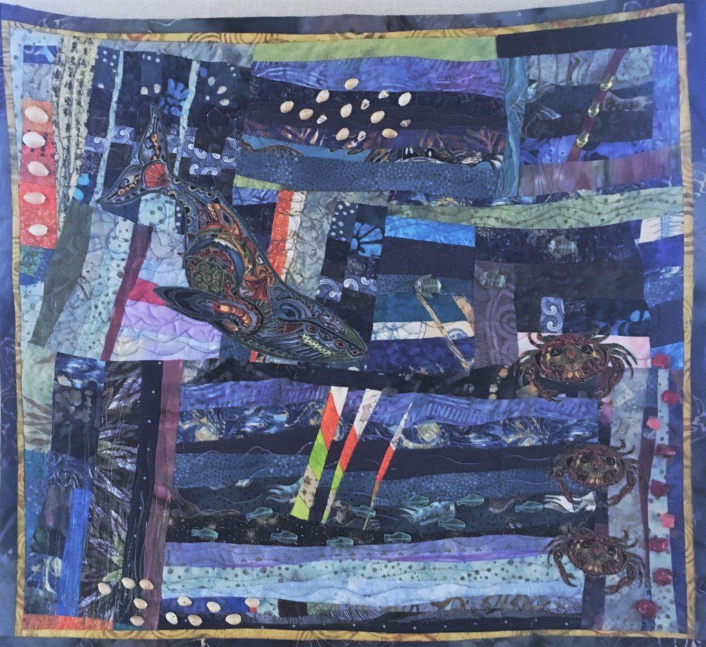 Fiber Work by Jane Gilbreath